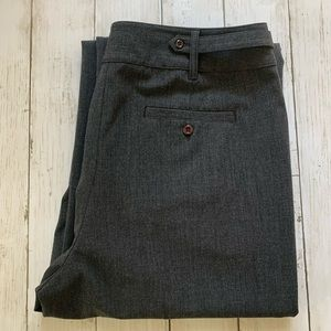 Christopher & Banks Grey Stretch Trousers Size 10